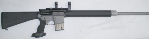 Super match Stainless steel lower AR 15